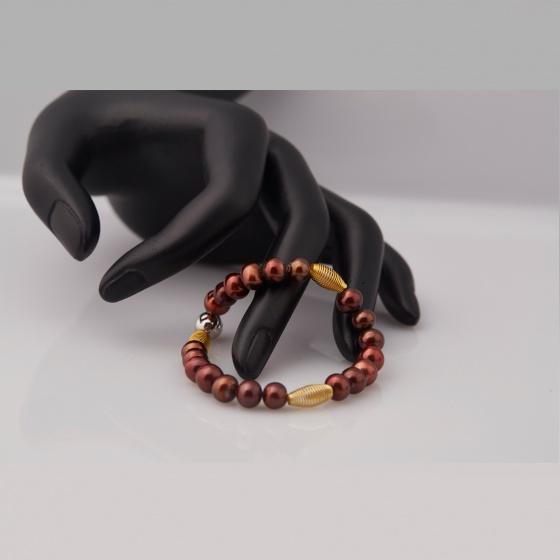 Vòng tay ngọc trai - Opal - BPT5-06