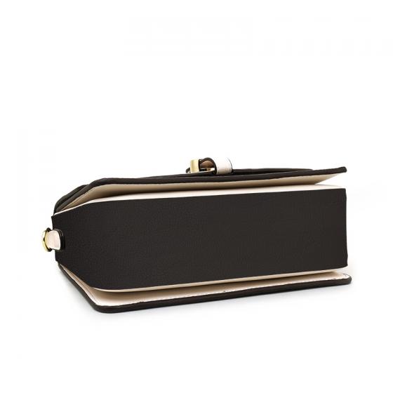Túi xách tay cao cấp SUNDAY SDHB 080120 - Màu trắng đen