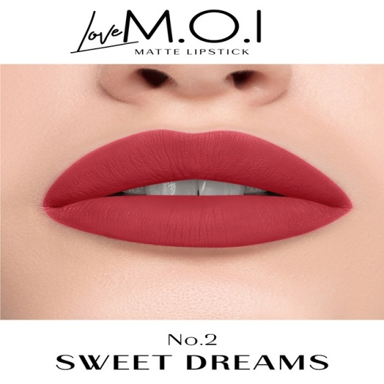 Son môi sáp Love M.O.I Deluxe Edition no 2 Sweet Dreams