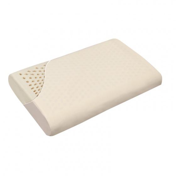 Combo 2 gối cao su thiên nhiên Kymdan Pillow IYASHI 48 x 28 x 7 cm