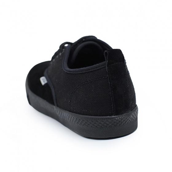 Giày cột dây nam Sutumi Sum107-Black