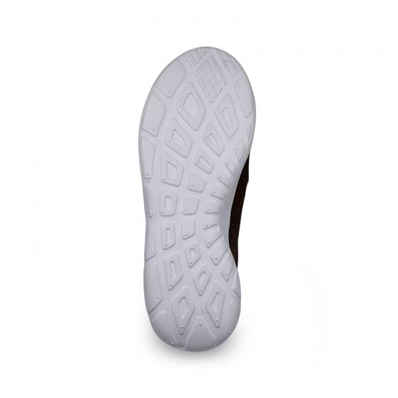 Giày slipon nam siêu nhẹ Sutumi M146-Brown