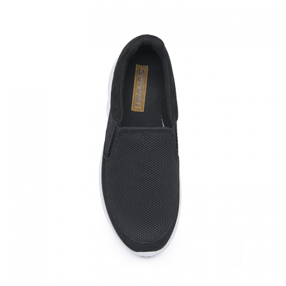Giày Slipon nam Sutumi M146 - Black