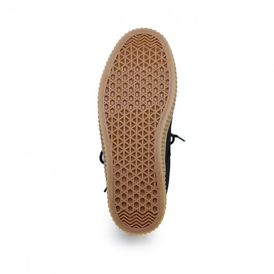 Giày cột dây nam Sutumi Sum012-Black