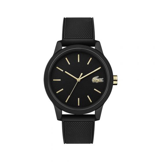 Đồng hồ Lacoste 2011010 nam - Lacoste 12.12 - dây cao su 42mm