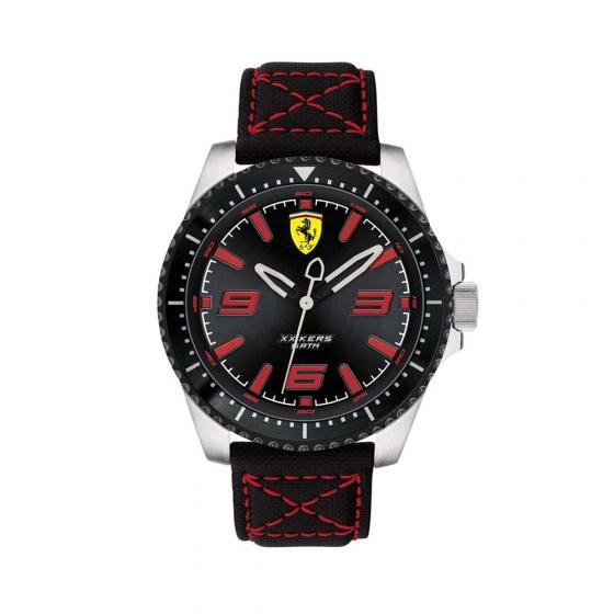 Đồng hồ Ferrari 0830483 nam dây dù 46mm