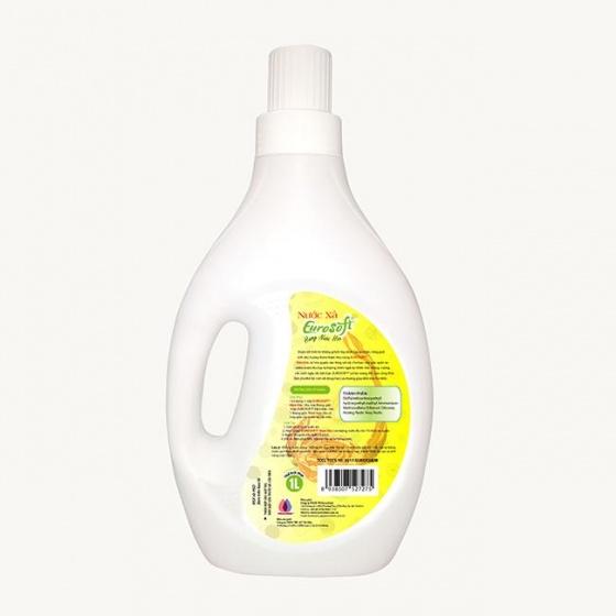 Nước xả vải Eurosoft® hương nước hoa (1L)