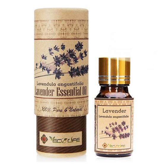 Tinh dầu hoa oải hương ECOLIFE - Lavender Essential Oil