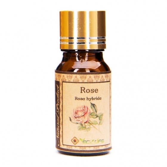 Tinh dầu hoa hồng ECOLIFE - Rose Essential Oil