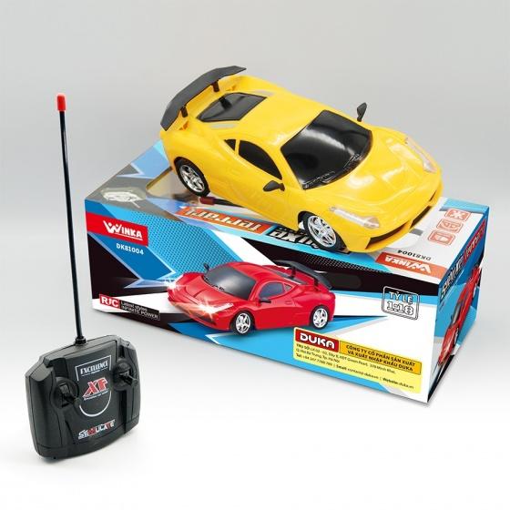 Siêu xe điều khiển từ xa Ferrari