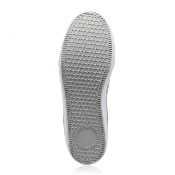 Giày lười nữ Sutumi F158 - Xám