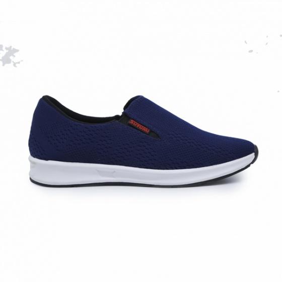 Giày lười nam Sutumi M202 - xanh