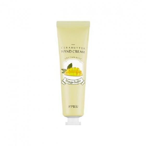 Dưỡng da tay A'pieu cerabutter hand cream (mango butter) 35ml