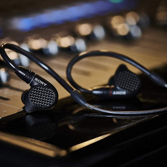 Tai nghe kiểm âm nhét tai Sony IER-M9
