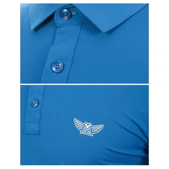 Áo phông dài tay nam Disney Golf Hàn Quốc DG1MTS007