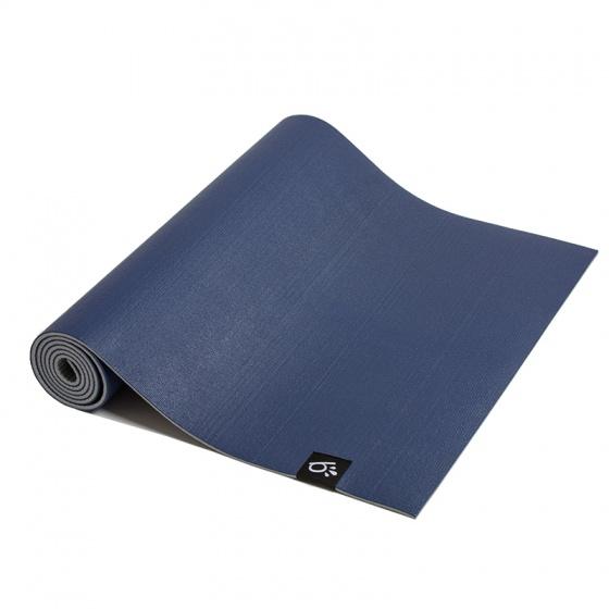 Thảm tập yoga PVC Beinks b-ROCK 6mm - Blue Grey
