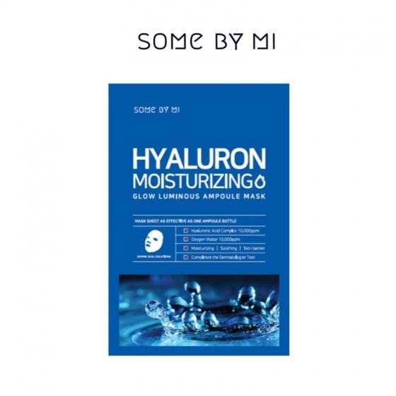 Mặt nạ dưỡng ẩm Some By Mi Hyaluron Moisturing Sheet Mask
