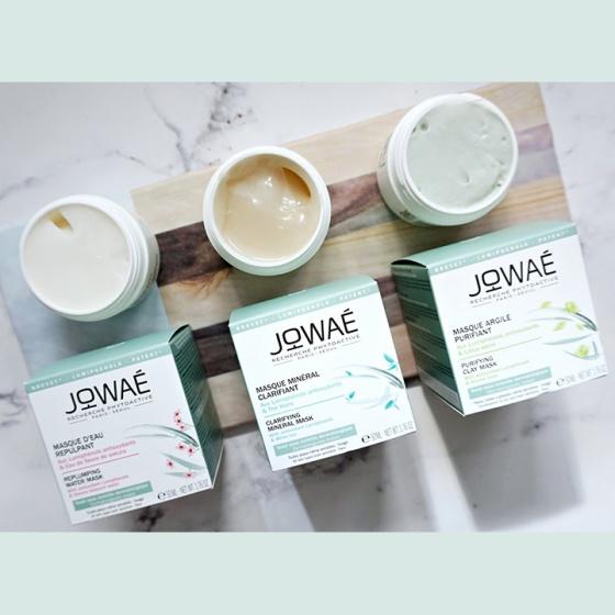 Kem dưỡng kiêm mặt nạ ngủ JOWAE moistunrizing overnitght recovery cream mask nhập khẩu pháp 40ml