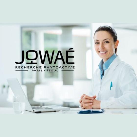 Gel rửa mặt sạch sâu JOWAE purifying cleansing gel mỹ phẩm thiên nhiên nhập khẩu chính hãng từ Pháp 200ml