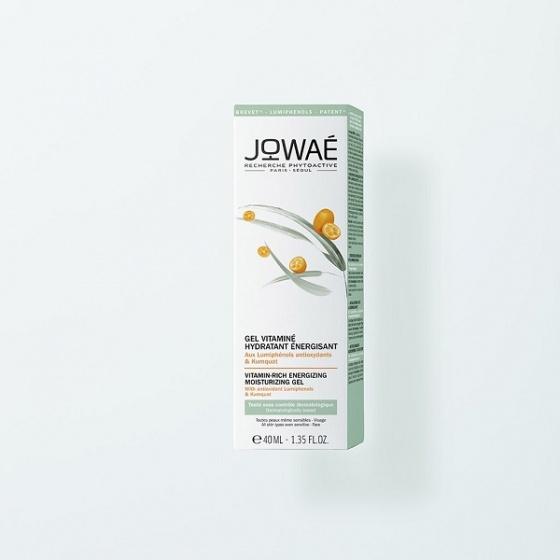 GEL hồi sinh sức sống dưỡng ẩm cho da JOWAE vitamin- rich energizing moisturizing gel nhập khẩu từ Pháp 15ml