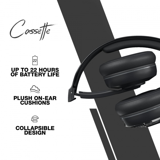 Tai nghe Bluetooth Skullcandy Cassette Wireless