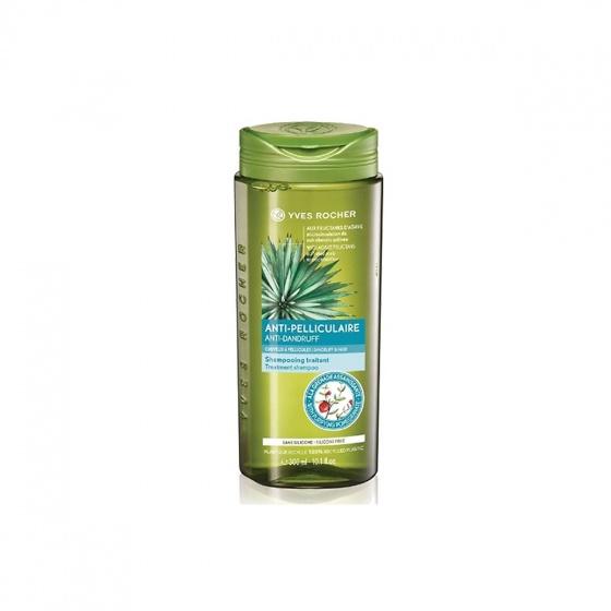 Dầu Gội Trị Gàu Yves Rocher AntiDandruff Treatment Shampoo 300Ml