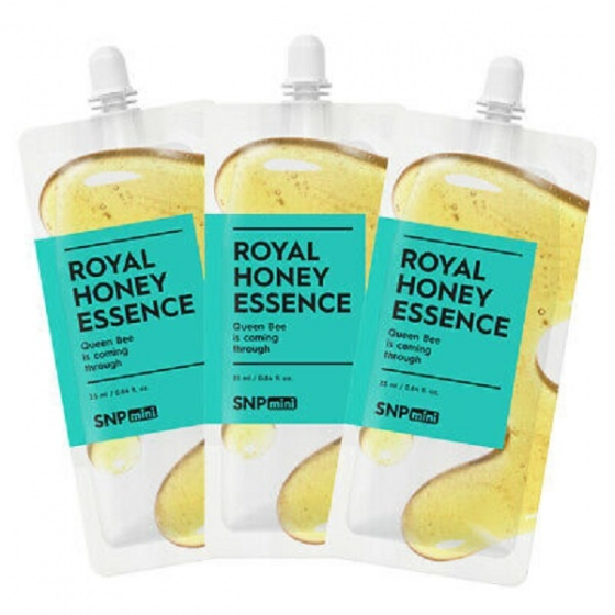 Sữa dưỡng da SNP MINI Royal Honey Essence 25ml
