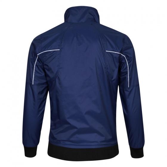 Áo khoác dù nam 2 mặc 2 lớp chống nước cao cấp akd32-xanh đen
