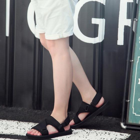 Sandal nam MOL T02B phù hợp đi học đi biển