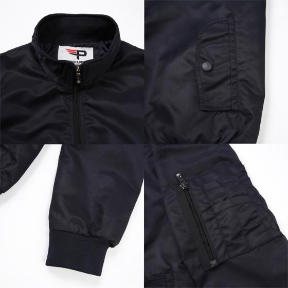 Áo khoác dù nam pigofashion chống nắng hàng hiệu cao cấp akd35-xanh đen