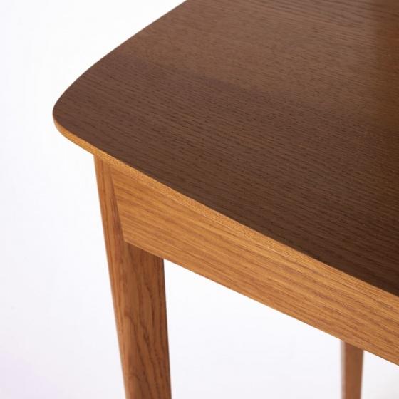 Bàn trang điểm Portobello gỗ tự nhiên -cozino