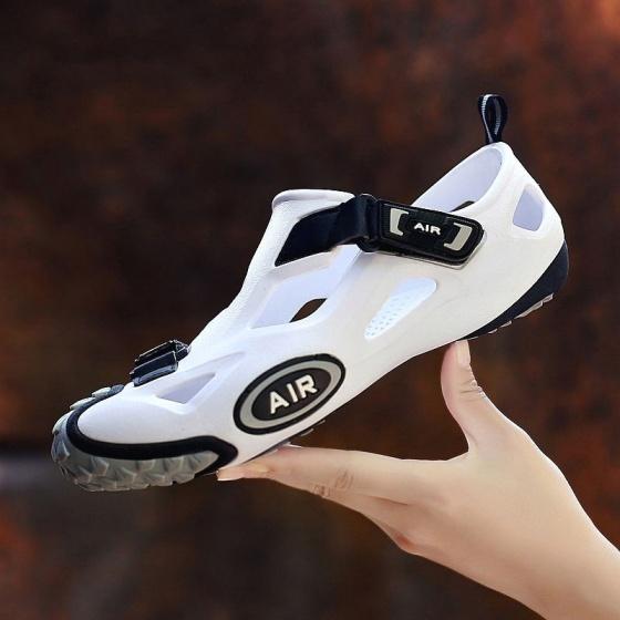 Giày nhựa dã ngoại lội nước đi mưa Trekking Air 168-A