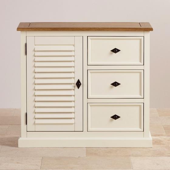 Tủ lưu trữ Chillon gỗ sồi - Cozino
