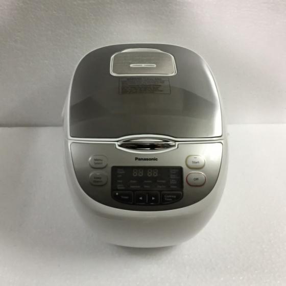 Nồi cơm điện tử cao cấp Panasonic SR-CX188SRA 1.8L