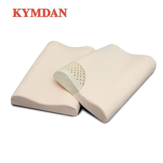 Combo 2 Gối Kymdan Pillow Glory Air 60 x 38 x 8,5 - 5,5 - 8 cm