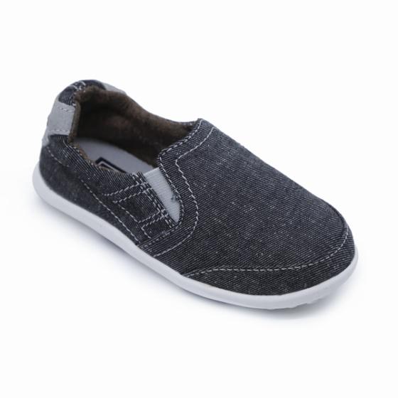 Giày lười vải trẻ em Sutumi 5202