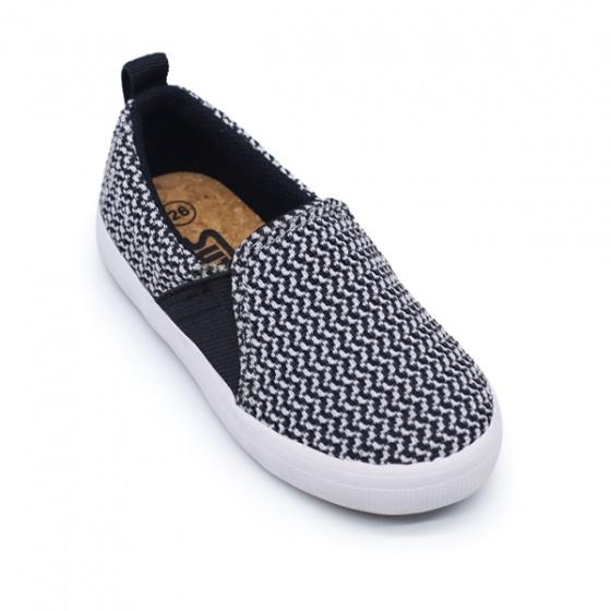 Giày lười vải trẻ em F158