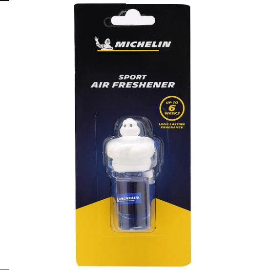 Lọ nước hoa reo( oto Michelin dạng treo mùi Sport 87879
