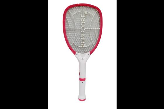 Vợt muỗi Sunhouse SHE-E400, màu hồng