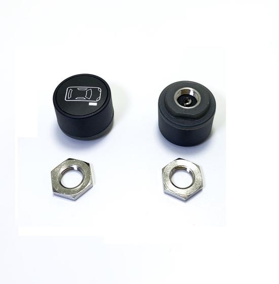Cảm biến đo áp suất lốp xe máy Michelin IPC-1+2ISP-1 (Có màn hình) tặng kèm sáp thơm Michelin