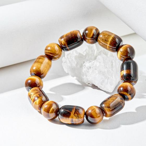 Vòng tay đá thiên nhiên lu thống - Ngọc Quý Gemstones