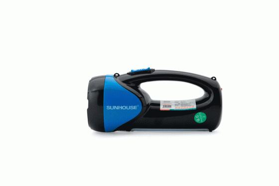 Đèn pin xách tay 2 chức năng Sunhouse SHE-8200