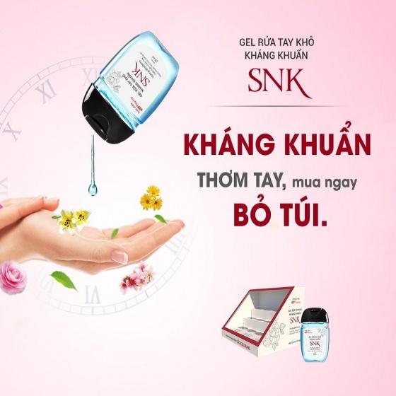 Gel rửa tay SNK 29ml