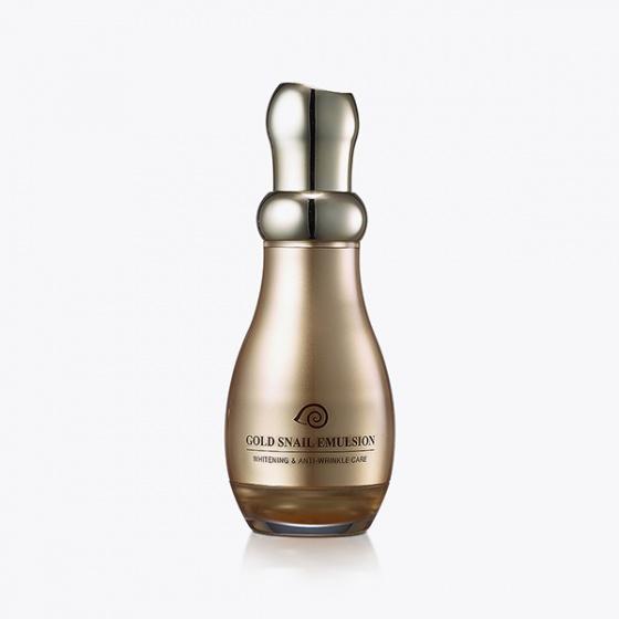 Sữa dưỡng làm sáng và chống lão hóa da GOLD SNAIL Emulsion 130ml