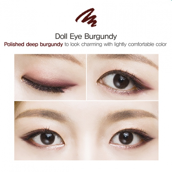 Bộ bút trang điểm mắt đa năng sắc màu rạng rỡ BEAUTY PEOPLE Radiant Girl Doll Eye Special Makeup Set