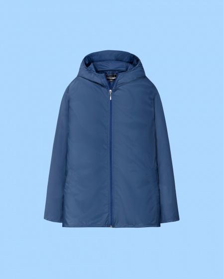 Áo khoác nam The Cosmo NICOLAS POCKETABLE JACKET màu xanh navy TC1023063NA