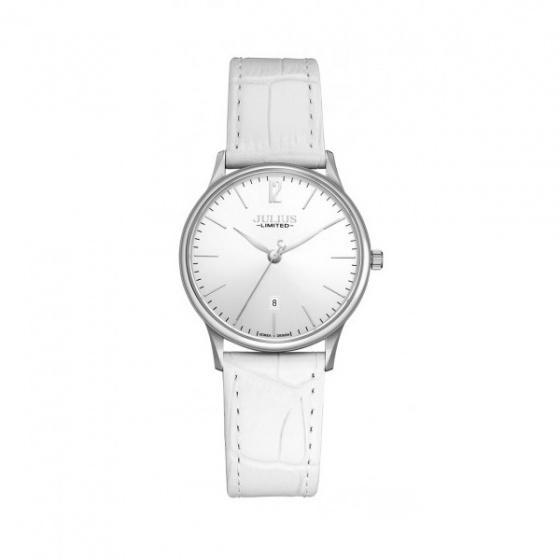 Đồng hồ nữ julius Hàn Quốc  bản Limited JAL-042L dây da