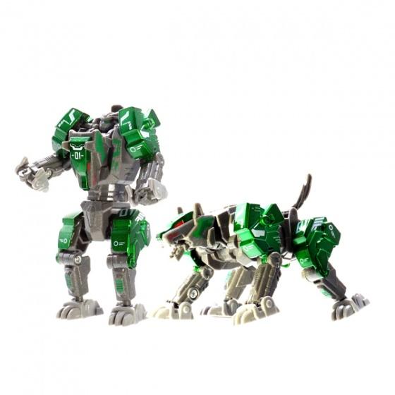 Robot Chiến Binh Sói BTI E2001-01