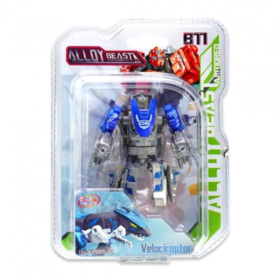 Robot Chiến Binh Báo BTI E2002-01