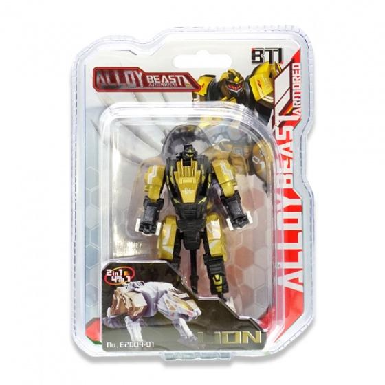 Robot Chiến Binh Sư Tử BTI E2004-01
